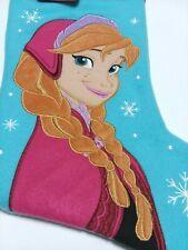 Stocking Disney Frozen Princess Anna Christmas Holiday Decor New Party