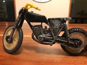 VINTAGE 1970's TOOTSIETOY 125 MOTOCROSS BIKE MX Diecast Motorcycle