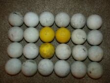 24 lacrosse balls used in Ncaa Div I/Ii competition/training