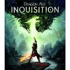 Dragon Age: Inquisition (Microsoft Xbox 360, 2014) Game Case Excellent Condition