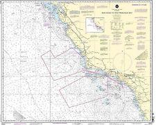 NOAA Chart San Diego to San Francisco Bay 36th Edition 18022