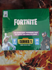 2019 Box Selead Boîte PANINI Fortnite Series 1 Pack 24 Hobby Box Holo FOIL Epic