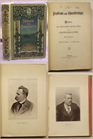 Grotthuß Problemeund Charakterköpfe Studien zur Literatur 1898 Belletristik sf