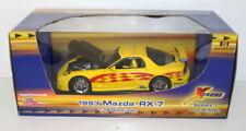 Voitures, camions et fourgons miniatures RX-7 pour Mazda 1:18