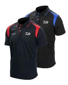 Daiwa Tournament and Original Team Daiwa Polo Shirts