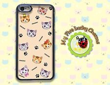 Cute Cats Pattern  Snap on Case for iPhone 6/ 6S/ 6 Plus/ 6s Plus/ 7