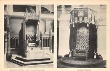 B5247 Ottawa Commons Chamber Senate Throne
