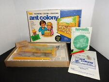 Vintage 1970's Natural Science Industries - Ant Colony/Ant Farm