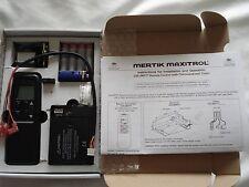 Gas Fire Thermostatic/Timer  Remote Control Set Mertik Maxitrol G30 ZRPTTB/800
