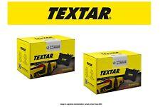 [FRONT + REAR SET] Textar Premium Disc Brake Pads TT101219