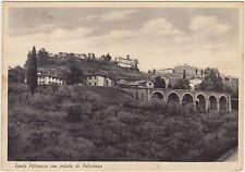 RONTA PITTORESCA CON VEDUTA DI PULICCIANO - BORGO SAN LORENZO (FIRENZE) 1935
