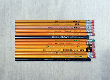 13 Vintage Pencils-American Dixon Eagle Eberhard Faber Castell Empire Reliance