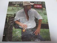 JOE SUN~The Best of JOE SUN~Factory Sealed Vinyl LP Record 60189-1