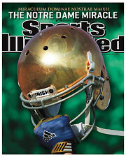 Notre Dame Sports Illustrated Cover November. 2012 - 8x10 Photo
