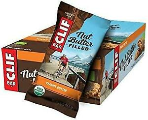 Clif Nut Butter Filled Chocolate Peanut Butter 50G (11 Pack) CLEARANCE - EXPIRED