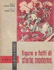 FIGURE E FATTI DI STORIA MODERNA di Gustavo Brigante Colonna - illustrato Regosa