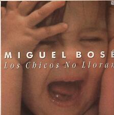 """MIGUEL BOSE' - RARO MIX 12 POLLICI """" LOS CHICOS NO LLORAN """""""