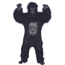 King Kong Affen Deluxe Kostüm,Gorilla Anzug,Gorillakostüm,Affe,Tier,Planet der