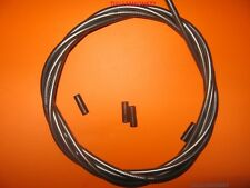 Jagwire -ice Grey CEX Outer Brake Cable - 4 Metres Plus End Ferrules