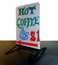 Double Side Liquid Chalk Markers Sign Sidewalk Menu Signs
