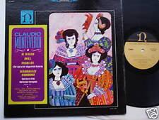 Monteverdi Il Ballo Dell Ingrate -Loehrer Nonesuch  Records H-71092 USA stereo