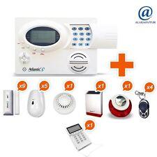 Alarme maison sans fil Atlantic'S ST-III - Kit 10