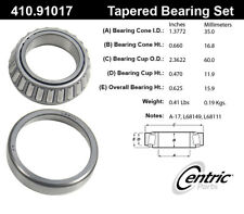 C-TEK Wheel Bearing & Race Set fits 1982-1993 Volvo 244,245 240 760  C-TEK BY CE