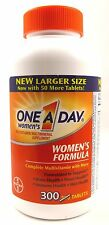 One A Day® Women's Formula Complete Multivitamin 300 Tablets