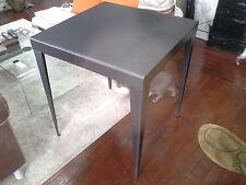 table de bar industrie Métal style vintage 80x90x80