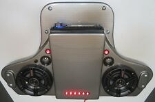 YAMAHA DRIVE GOLF CART OVERHEAD CONSOLE PIONEER STEREO RADIO SYSTEM ROOF MOUNT