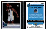 2019-20 Optic Eric Paschall RC Rated Rookie Warriors 199