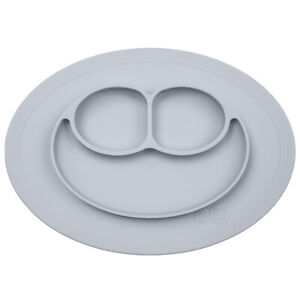 Ezpz MINI MAT Infant Toddler 2in1 Silicone Suction Placemat + Feeding Plate