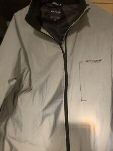 Ettore Night Glow Cycling/Walking Jacket. New.