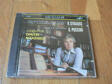 Kitaenko - Richard Strauss : Suite Le Bourgeois Gentilhomme - CD Melodiya SEALED