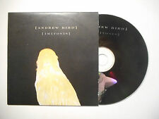 ANDREW BIRD : IMITOSIS ♦ CD SINGLE PORT GRATUIT ♦
