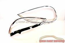 Mercedes W163 ML Class Chrome Headlight Frames Schatz Made in Germany OEM Qty