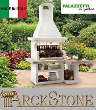 ARCKSTONE Barbecue Sottocappa Cenere Focolare Palazzetti in Giardino Gallipoli 3
