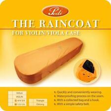 Taiwan Pedi The Waterfroof Raincoat for 4/4 - 3/4 Triangle Violin Case Orange