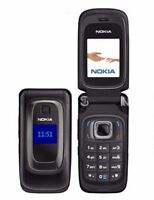 Original Nokia 6085 - (Unlocked) Cellular Phone Flip Phone Free Shipping