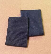 BSA CUB SCOUT BLUE SHOULDER LOOPS  -(2 LOOPS) PRE-OWNED - B00190B