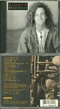 CD - KENNY G : BREATHLESS