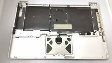 """661-6076  APPLE Top Case w Keyboard for MacBook Pro 15"""" Early Late 2011 A1286"""