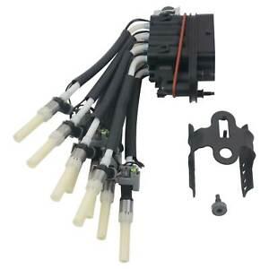 Fuel Spider Injector w/ Bracket Fits Chevy GMC C1500 C2500 C3500 K1500 Suburban