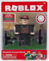 Roblox Toys Action Figures, Phantom Force Ghost with Exclusive Virtual Code