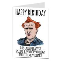 Funny Birthday Card Perfect For Men Brother Dad Best Friend 40th 50th 60th