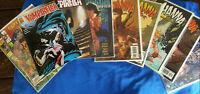 Vampirella  Marvel Shanna Predator Pitt Comics Bundle Lot Image Comics Dark Hors