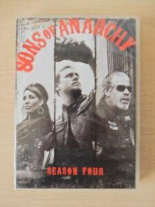 Sons of Anarchy : Season 4 (Four disc set) NTSC Region 1