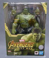 S.H. Figuarts Hulk (Avengers Infinity War) Bandai Japan NEW (TRACKING INCLUDED)