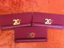 3 Envelopes of the Transnistrian Moldavian Republic Day of 20 years Formation