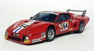 AMR - OC Le Mans 1/43 Scale White Metal - FT72 Ferrari 512 BB Le Mans 1979